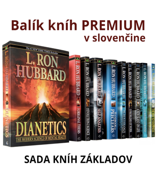 Balík kníh PREMIUM