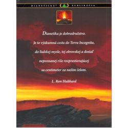 Kniha Dianetika odzadu